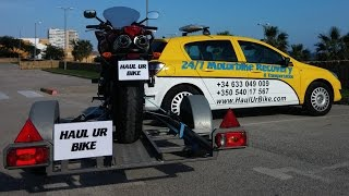 Motorcycle Recovery Dublin Meath Kildare Wicklow